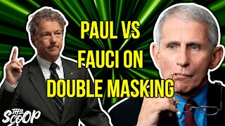 Rand Paul Grills Dr. Fauci On COVID Reinfection & Double Masking