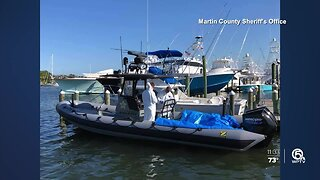 Dog abandoned in boat when owner hospitalized with COVID-19 symptoms rescued