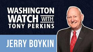 General Jerry Boykin Talks about President Biden's Summit with Russian President Vladimir Putin