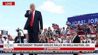 Full Speech: President Donald J. Trump Rally in Wellington, OH 6/26/21