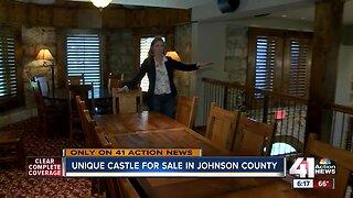 Castle in Shawnee hits international real estate market