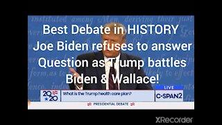 Best Debate in history
