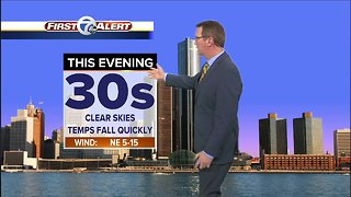 Metro Detroit Weather: Chilly Mornings, Mild Days