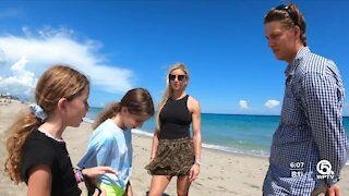 South Florida man honored for saving girl from rip current
