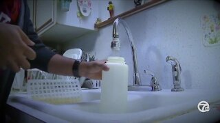 Elevated lead levels found in Hamtramck water; distribution of filters happening Thursday