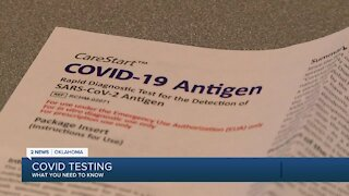 COVID-19 TESTING AMID THE RISE OF VIRUS CASES
