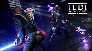 Star Wars Jedi Fallen Order — Official Gameplay Demo