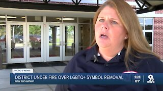 New Richmond Middle School asks teachers to take down rainbow Pride symbols