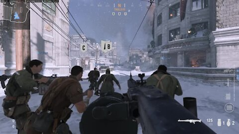 """Call of Duty Vanguard Beta - """"Lazy"""" LMG Gameplay (PC Version)(No Commentary)"""