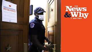 OVERREACTION! Capitol Police to ARREST Those Not Wearing Masks | Ep 831