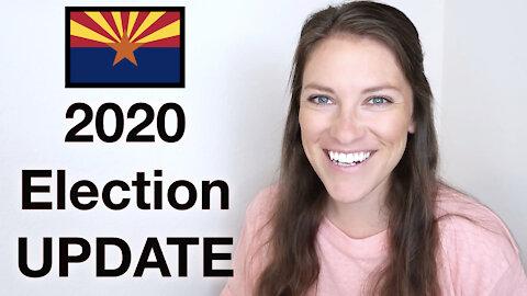 Arizona Update: UGH Another Stall.....