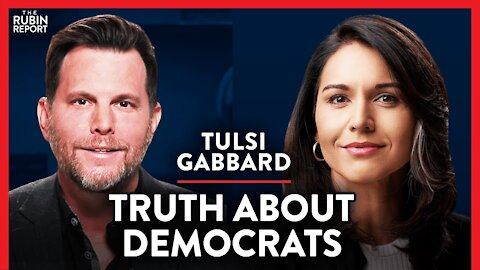 Ex-Congresswoman Exposes the Reality of the DNC & Govt. | Tulsi Gabbard | POLITICS | Rubin Report
