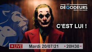 Joker à l'œuvre ? - Parlons de la France - 20/07/21