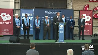 World Cup delegation visits KC during final bidding process