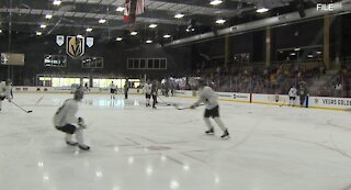 Fans allowed inside VGK practices after more than a year