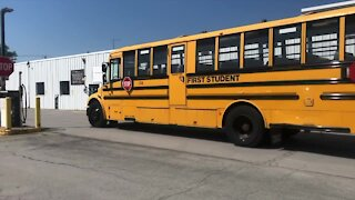 School bus driver shortages causing delays in Buffalo School District