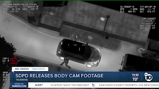 SDPD releases body camera footage