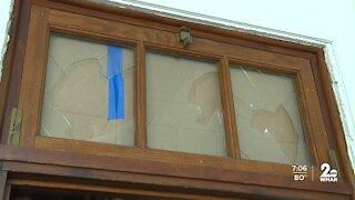 'They went underground' to vandalize historic Harriet Tubman High School