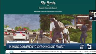 Planning Commission to vote on housing project