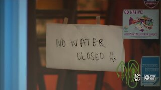 Precautionary boil water notice issued after construction crews hit water main break in Clearwater