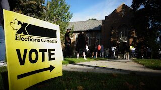 Canadians Vote In Election That Could Oust Prime Minister Trudeau