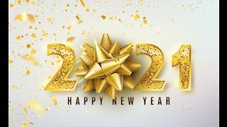 Celebrating the New Year 2021