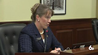 Ethics hearing for Rep. Giddings adjourned until Tuesday morning