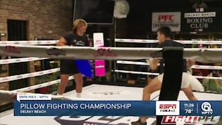 Delray Boxing Gym to host Pillow fighting Championship