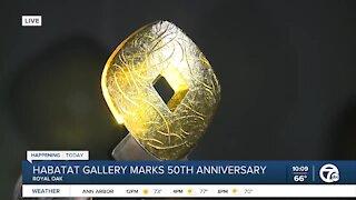 Habitat Gallery Celebrates 50 Years