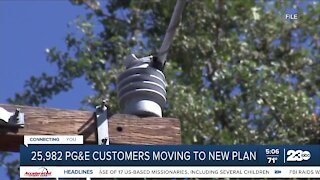 Thousands of Kern County PG&E customers to be moved to 'Time-of-use' plans