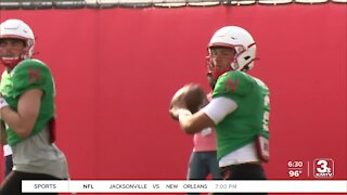 Huskers Excited For Season Opener at Illinois