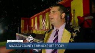 Niagara County Fair returns this week in Lockport
