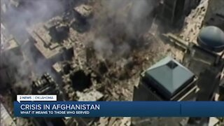 Crisis in Afghanistan