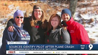 Family reflects on the life and death of pilot who died in local plane crash