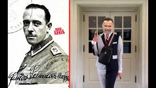 Screw Your Freedom - Arnold Schwarzenegger Echoes His Nazi Brownshirt Father