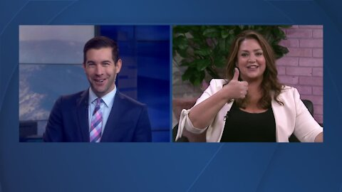 Kathie J debuts new talk show on KCDO Local3