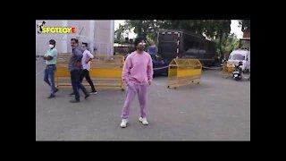 Varun Dhawan and Nora Fatehi Spotted Around the City | SpotboyE