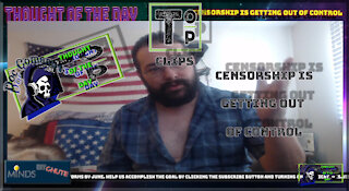 Censorship Is Getting Out Of Control (Explicit)