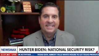 "Nunes: Looks like Hunter Biden was bagman for ""big guy"" Joe Biden"