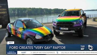 Fact or Fiction: Ford very gay raptor