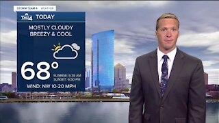 Southeast Wisconsin weather: Mostly cloudy, breezy, and cool Tuesday