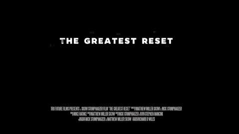 The Greatest Reset documentary