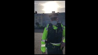 Nanny state Police