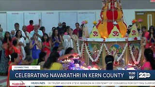 "Indian festival ""Navarathri"" symbolizes the victory of good over evil"