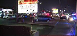Las Vegas police investigating homicide near The Boulevard Mall