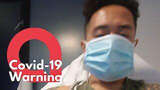 29 y.o with coronavirus warns other young people