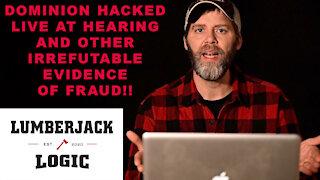 FRAUD?!? GEORGIA SENATE ELECTION HEARINGS - 2020 Hacking Dominion, Ballot Harvesting, Intimidation
