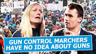 Gun Control Marchers Have No Idea About Guns