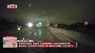 Macomb County preparing to clear icy roads