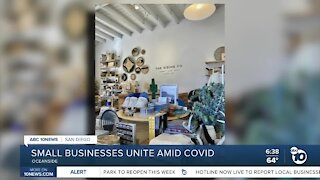 Small business unite amid pandemic
